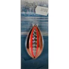 Catch Vinter koppar/röd/silver