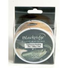 Rovex Blackridge backing 20lb/100yd