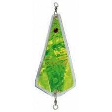 "Agitator Flasher 9"" Chartreuse Mountain Dew"